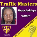 shola abidoye traffic masters podcast