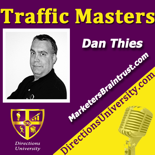 interview with dan thies on traffic masters radio show