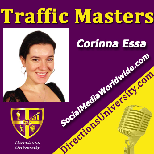 corinna essa social media marketing specialist